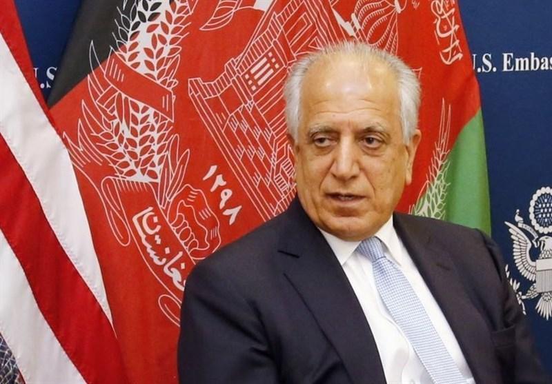 خلیلزاد: فرایند صلح افغانستان به مرحله مهمی رسیده است