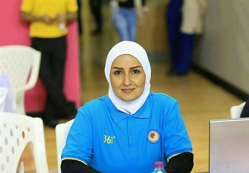 نوری نماینده کمیته فنی مسابقات هندبال بانوان جام باشگاه های آسیا شد