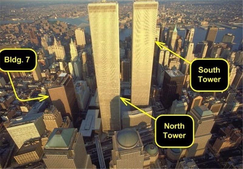 رسانه ای برای سقوط ابهام انگیز یک ساختمان، مهندسانی که به 11 سپتامبر بد بینند
