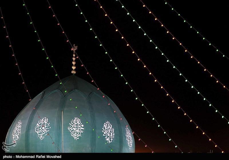 تهران به استقبال نیمه شعبان رفت