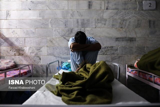ابتلای 54 معتاد متجاهر به کرونا در 11 استان کشور، تهران در صدر آمار
