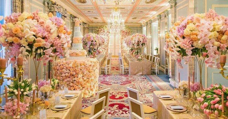 عروسی میلیاردی به سبک سیندرلا در لواسان