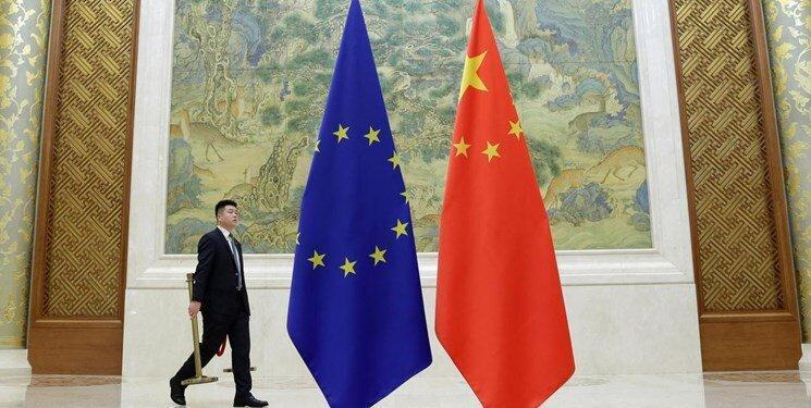 تحریم های تازه اتحادیه اروپا علیه چین