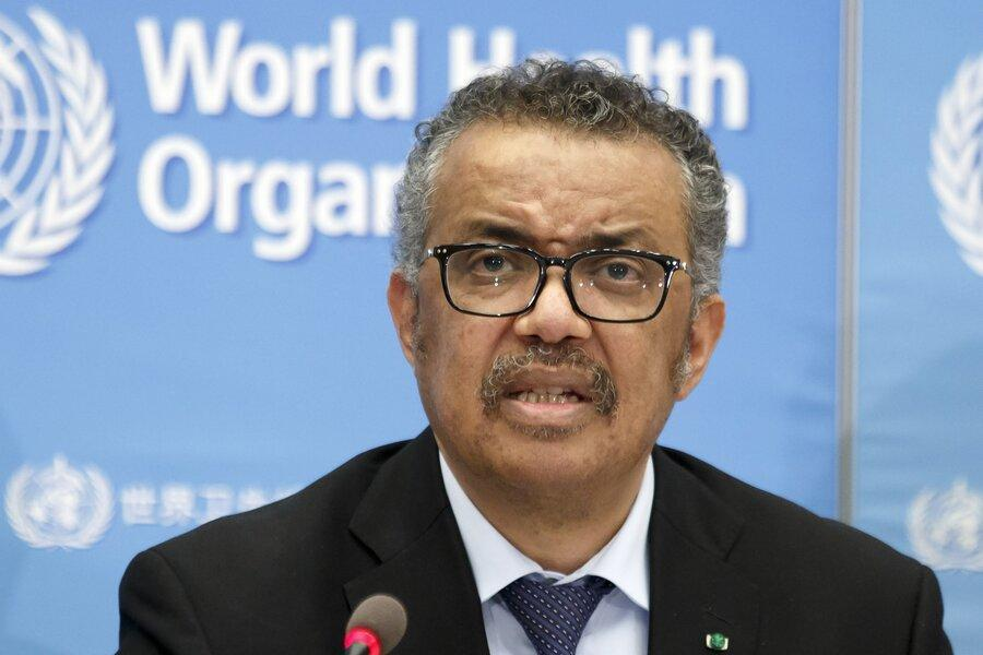 رئیس سازمان جهانی بهداشت: امیدواریم پاندمی کرونا کمتر از 2 سال طول بکشد
