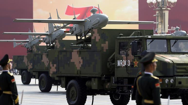 صربستان از چین تسلیحات نظامی خرید، اجرای طرح یک کمربند، یک راه چین در اروپا