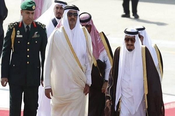 حدس درباره قریب الوقوع بودن آشتی قطر و عربستان
