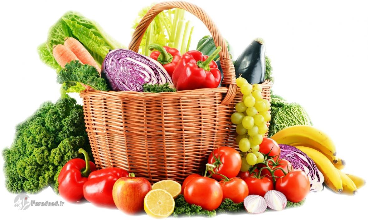 دانستنی های غذای ارگانیک