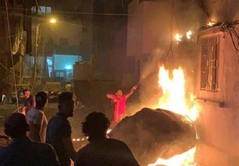 لبنان، دو کشته و چندین زخمی در انفجار بیروت
