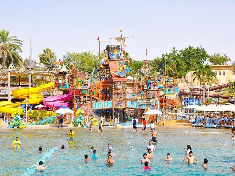 10 پارک آبی مهیج دبی به انتخاب گردشگران