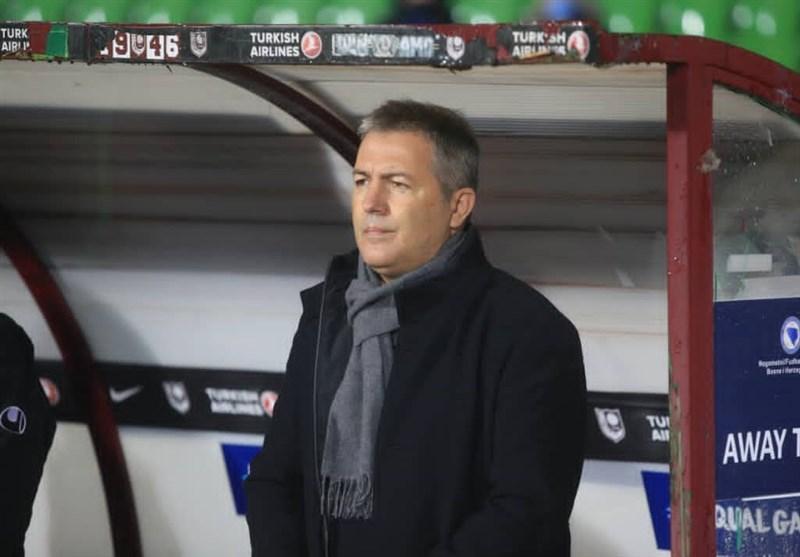 اسکوچیچ: دیدار مقابل بوسنی محک خوبی برای ما بود، استحقاق پیروزی را داشتیم