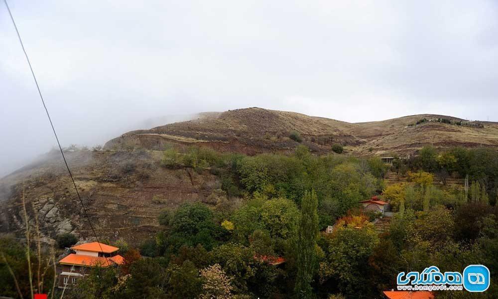 روستای آتشگاه کرج؛ تفرجگاهی برای آخر هفته پایتخت نشینان