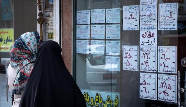 هزینه رهن در بازار مسکن تهران