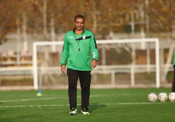 مهابادی: در مسابقه دوم عملکرد بهتری از تیم جوانان می بینید