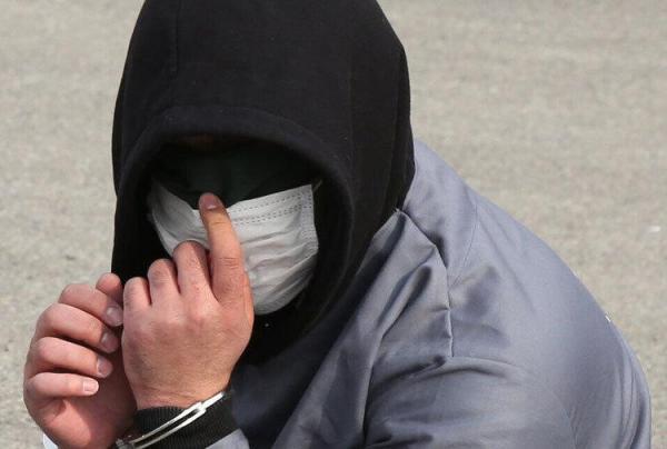 دستگیری عامل گانگستربازی در میدان تره بار تهران