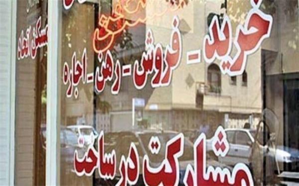 رکود بازار مسکن در 4 منطقه پایتخت