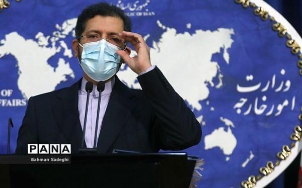 توضیحات سخنگوی وزارت امور خارجه در مورد آخرین شرایط کشتی کره ای