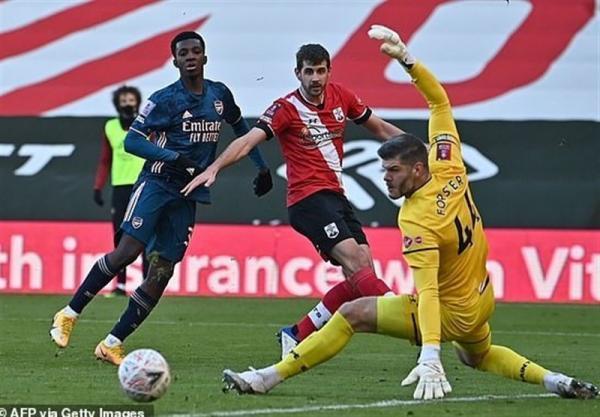 جام حذفی انگلیس، آرسنال با یک گل به خودی حذف شد، خاتمه زودهنگام دفاع توپچی ها از عنوان قهرمانی
