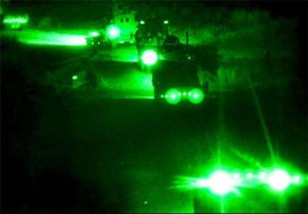 یک کاروان نظامی آمریکا در ذی قار عراق هدف قرار گرفت