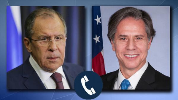 نخستین گفتگوی وزرای خارجه روسیه و آمریکا