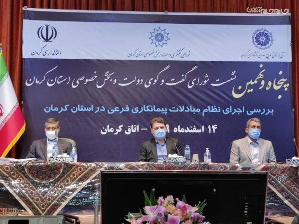 استان کرمان به پارک علم وفناوری قدرتمندنیاز دارد