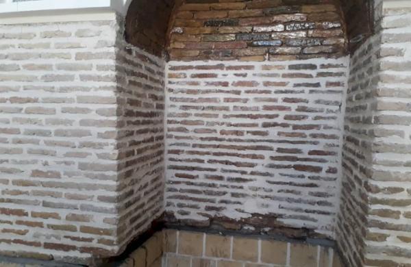 مسجد مس سر در دلیجان بازسازی می گردد