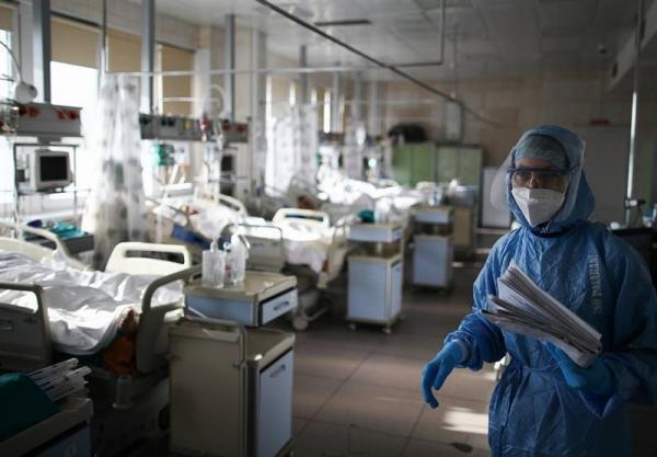 280 هزار فرد مبتلا به کرونا در روسیه همچنان تحت درمانند