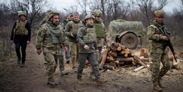 هشدار اوکراین درباره تحرکات مرزی روسیه خبرنگاران