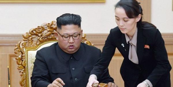خواهر رهبر کره شمالی به کره جنوبی هشدار داد