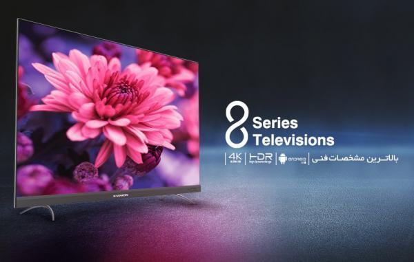 از 4K تا MEMC؛ معرفی تمام قابلیت های تلویزیون های سری 8 ایکس ویژن