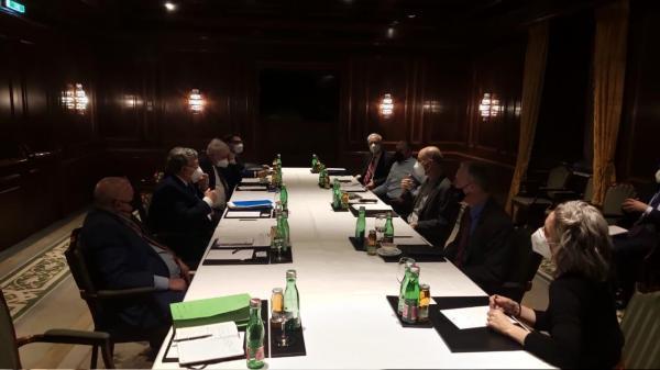 ابراز امیدواری اولیانوف از مذاکرات برجام در وین