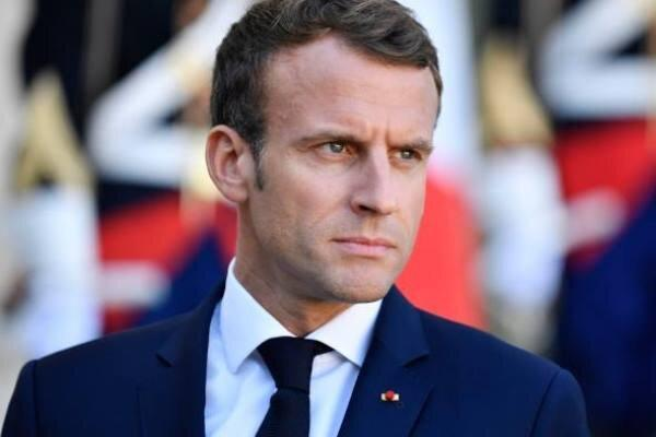 ماکرون بر حمایت کامل فرانسه از حاکمیت عراق تأکید کرد