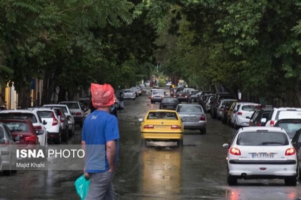 هشدار هواشناسی در خصوص بارش های رگباری و وزش باد شدید در خراسان رضوی