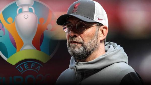کلوپ: دلم برای بازیکنان در یورو 2020 می سوزد