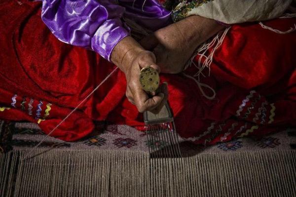 نقش و نگاره ها در دست بافته های خراسان شمالی، روایتگر هویت تاریخی و فرهنگی