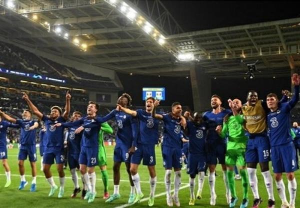 مقایسه عایدی چلسی از فتح لیگ قهرمانان اروپا و پاداش بالقوه سوپرلیگ