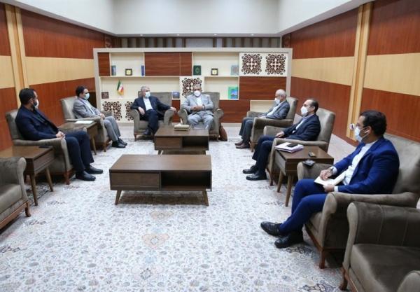 نشست هماهنگی صالحی امیری و کادر سرپرستی کاروان با سفیر ایران در ژاپن برگزار گردید