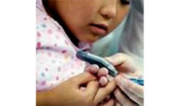 فرزندتان دیابت دارد؟