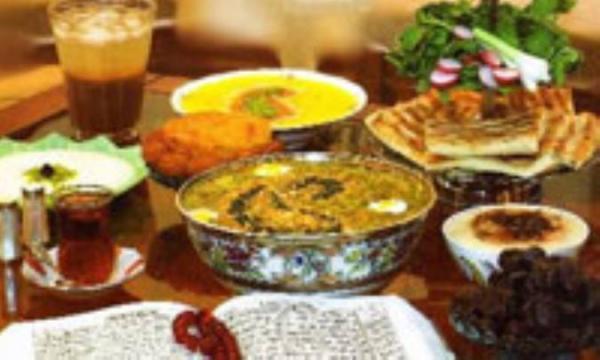 باید و نبایدهای تغذیه ای در ماه مبارک رمضان